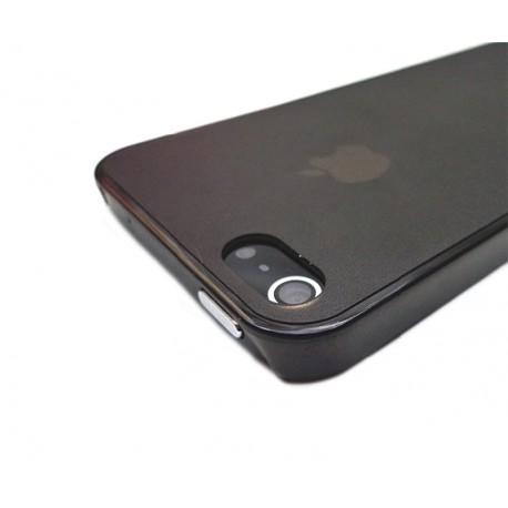 iPHONE 5 - CAPA DE PROTEÇAO SLIM PRETA