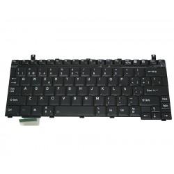 Teclado Espanhol Toshiba P2000 U200