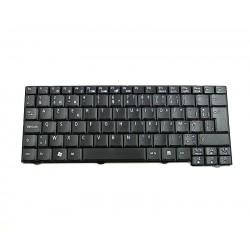 Keyboard Belgium Acer DAFAEZG5B0 Black